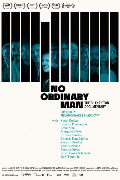 Largescale poster for No Ordinary Man