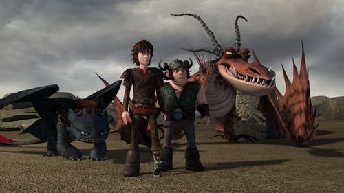 DreamWorks Dragons: Race to the Edge Pt. 3 – Episod Stryke Out