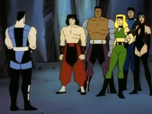 Assistir Mortal Kombat: Os Defensores da Terra S01E01 – 1×01 – Dublado