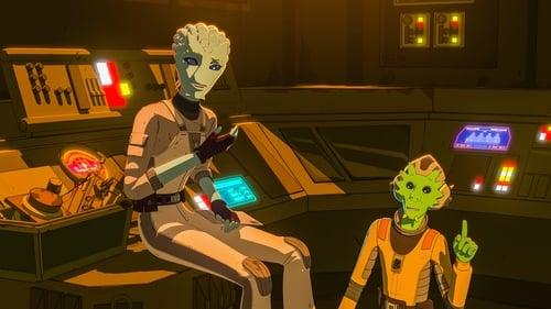 Assistir Star Wars: A Resistência S02E05 – 2×05 – Dublado