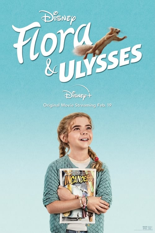 Flora & Ulysses [HD Video] Online and Free