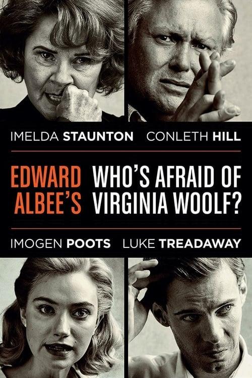قم بتنزيل الفيلم National Theatre Live: Edward Albee's Who's Afraid of Virginia Woolf? مع ترجمة باللغة العربية