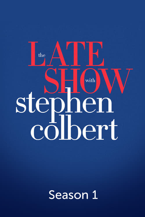 The Late Show With Stephen Colbert: Season 1