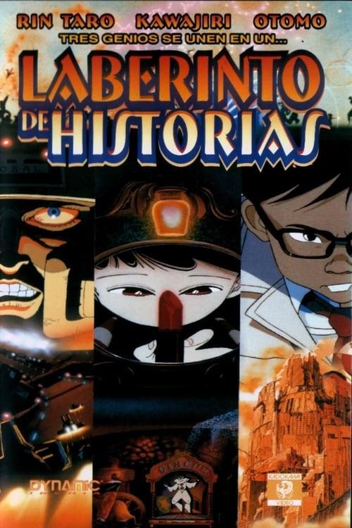 Mira La Película Neo-Tokyo (Laberinto de historias) En Buena Calidad Gratis