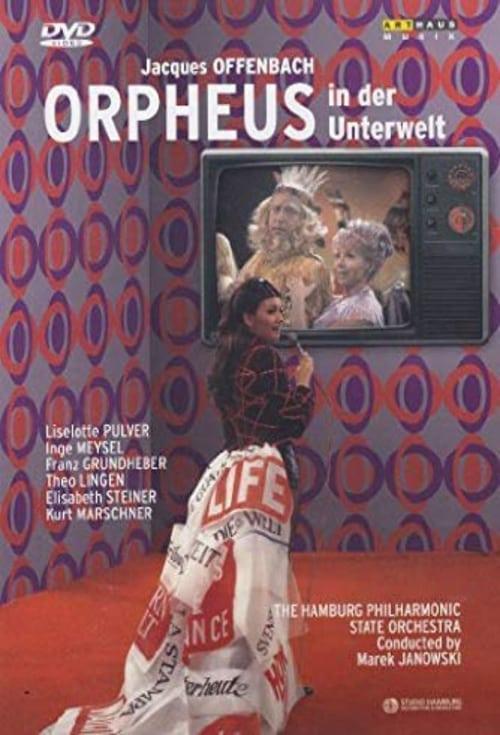 Ver Orpheus in der Unterwelt Gratis