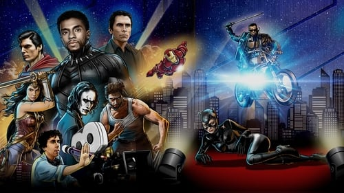 Subtitles Rise of the Superheroes (2019) in English Free Download | 720p BrRip x264