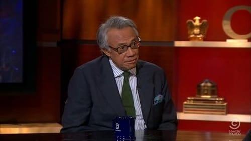 The Colbert Report: Season 7 – Episod Sir David Tang