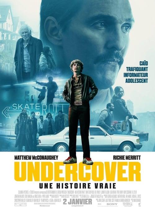 Undercover : Une histoire vraie (2018)