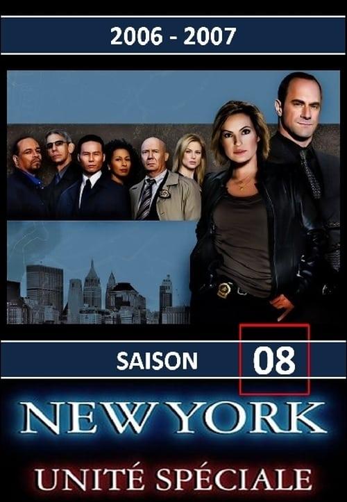 New York Unité Spéciale: Saison 8