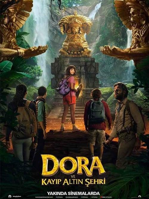 Dora and the Lost City of Gold ( Dora ve Kayıp Altın Şehri )