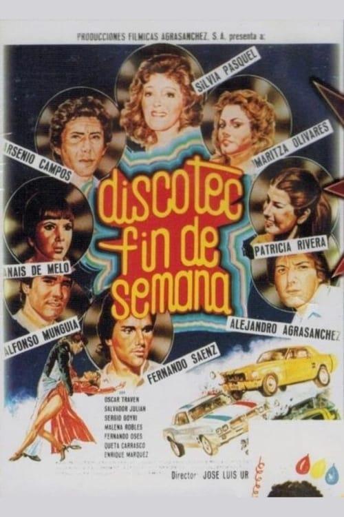 Mira La Película Discotec fin de semana En Buena Calidad Hd 720p