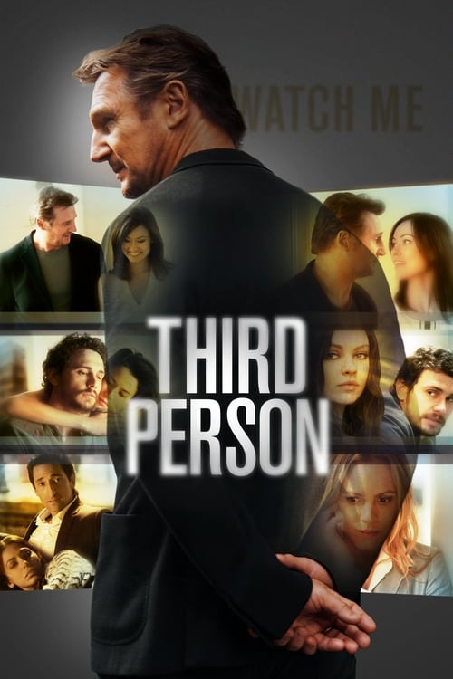 Largescale poster for Third Person