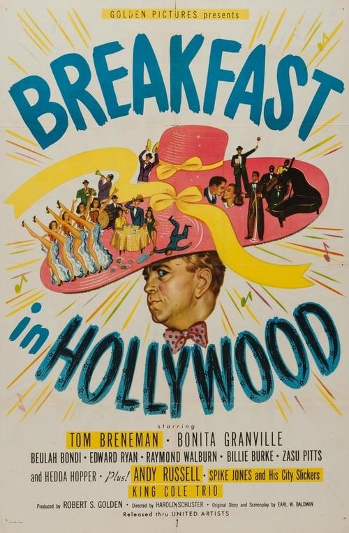 Ver pelicula Breakfast in Hollywood Online