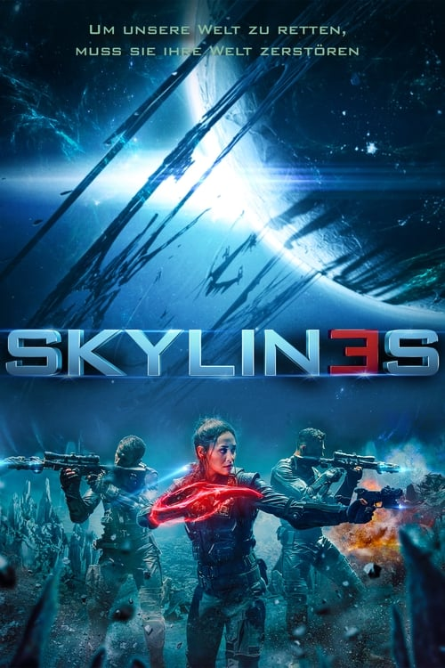 Poster von Skylines