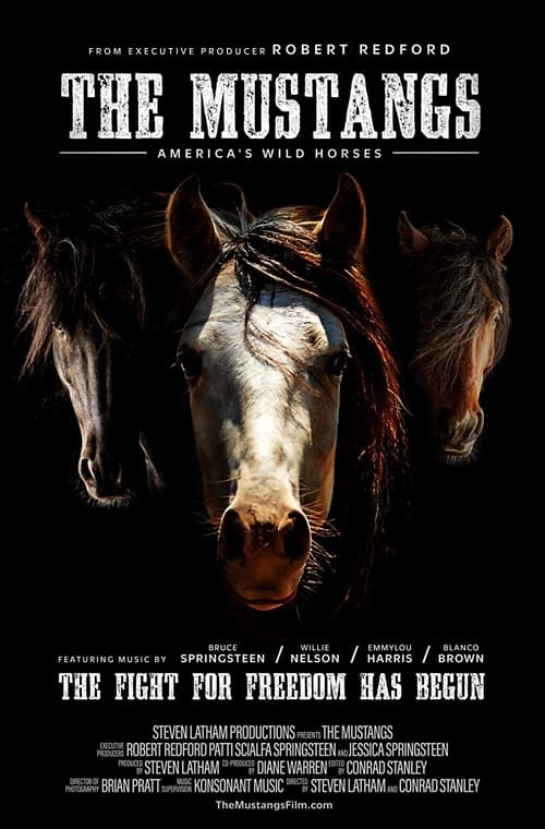 Read more here The Mustangs: America's Wild Horses