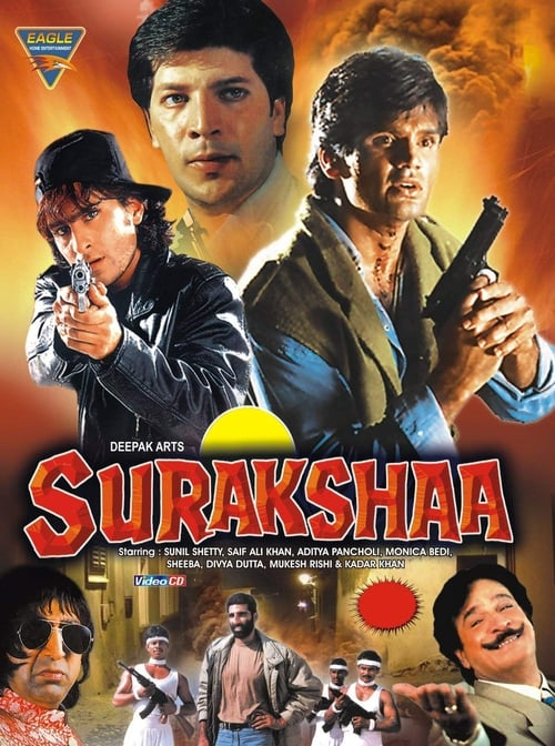 Surakshaa film en streaming