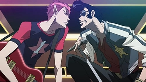Watch Space Dandy S2E07 Online