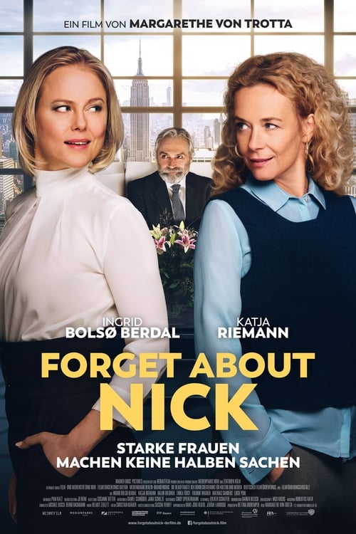 Forget About Nick - Poster
