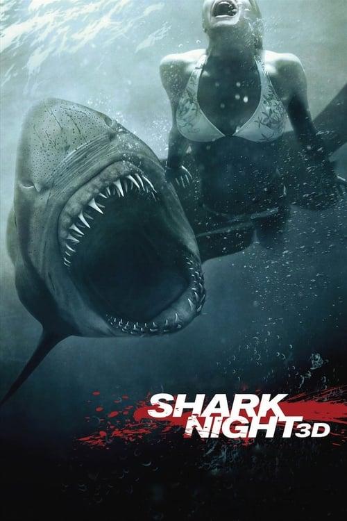Shark Night ( Katil Köpek Balığı )