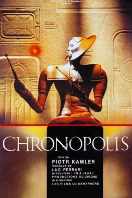 [1080p] Chronopolis (1982) streaming vf hd