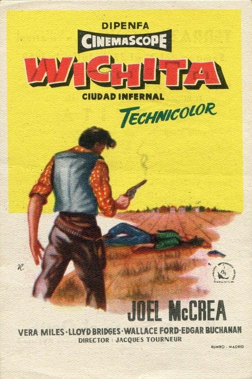 Película Wichita. Ciudad Infernal Completamente Gratis