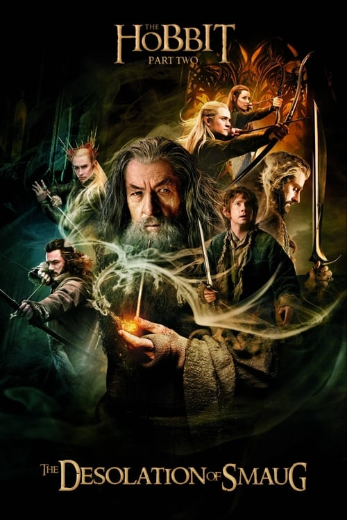 Streaming The Hobbit: The Desolation of Smaug (2013) Movie Free Online