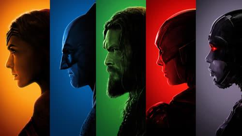 La Liga de la Justicia (Justice League)