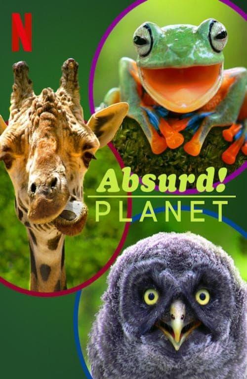 Banner of Absurd Planet