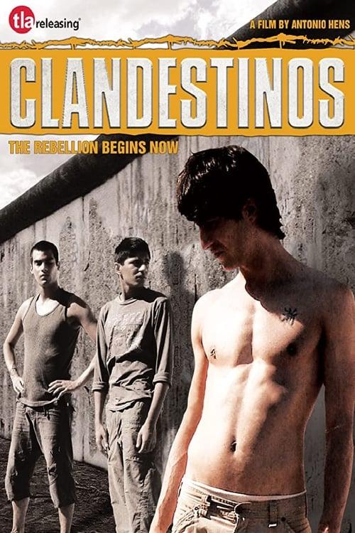 Clandestinos (2007) Poster