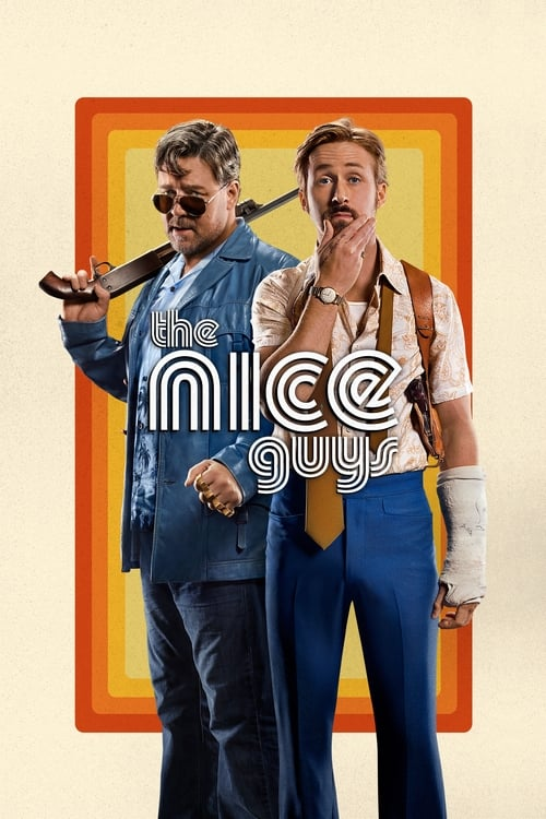 Streaming The Nice Guys (2016) Movie Free Online