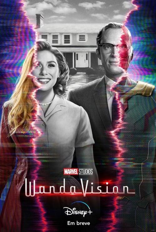 WandaVision 1ª Temporada 2021 - Dual Áudio / Dublado / WEB-DL 720p | 1080p | 2160p 4K