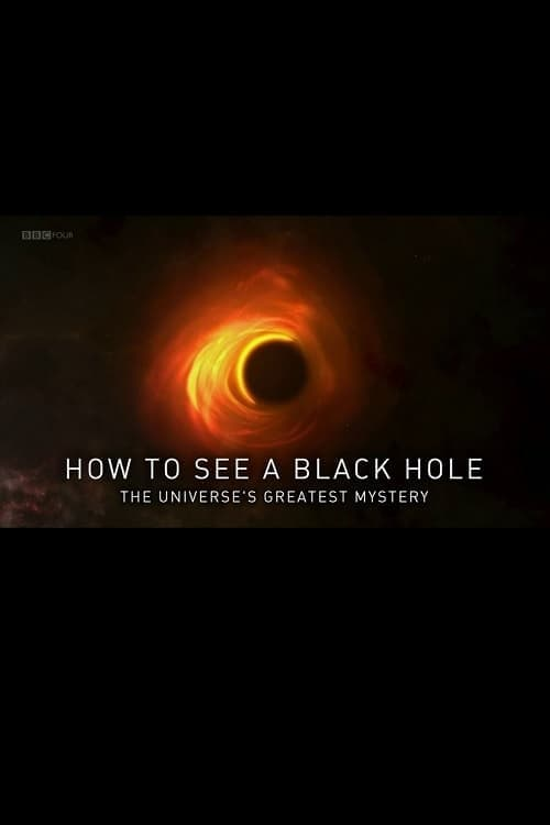 Mira La Película How to See a Black Hole: The Universe's Greatest Mystery Doblada En Español