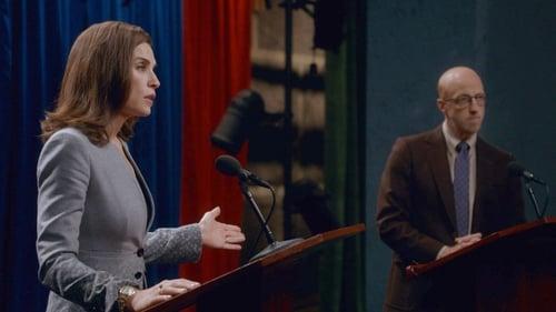 The Good Wife - Season 6 - Episode 11: Hail Mary