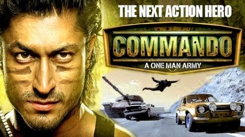 Commando 2: La piste de l'argent noir Streaming VF
