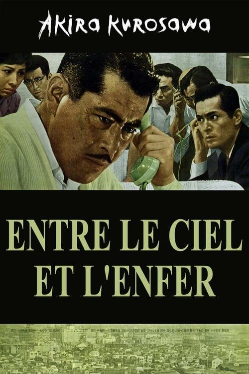[FR] Entre le ciel et l'enfer (1963) streaming film vf