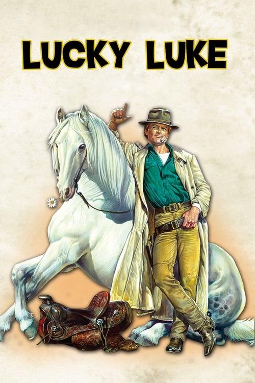 Poster von Lucky Luke