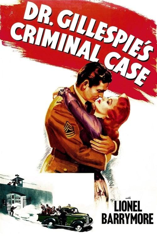 Film Dr. Gillespie's Criminal Case Complètement Gratuit