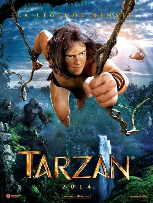Regarder Tarzan (2013) film vf