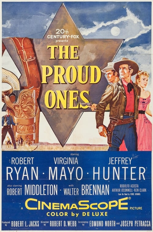 The Proud Ones poster
