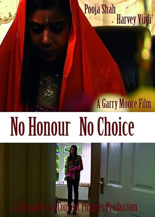 No Honour No Choice poster