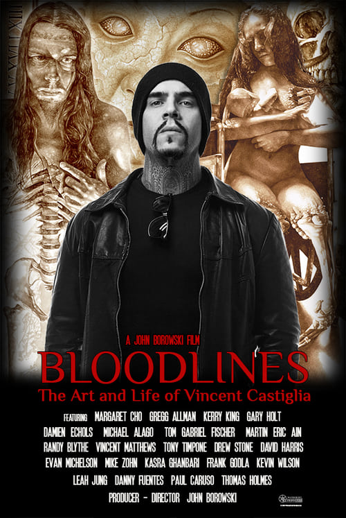 Film Bloodlines: The Art and Life of Vincent Castiglia Zdarma