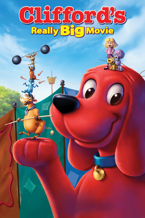 Largescale poster for Clifford's Really Big Movie