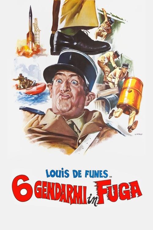 6 Gendarmi in fuga (1970)