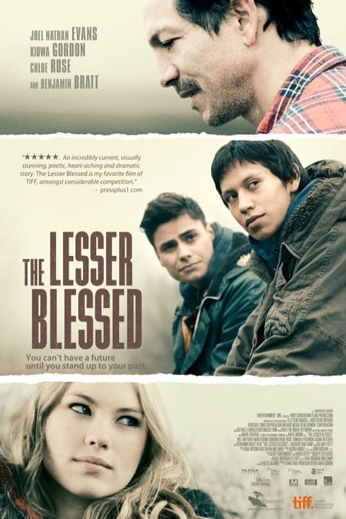 The Lesser Blessed - Poster