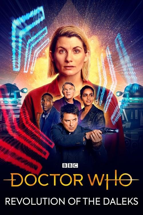 Doctor Who: Revolution of the Daleks (2021) Poster