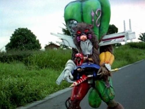 Power Rangers: Dino Thunder – Épisode Copy That