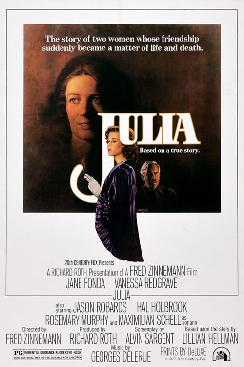 Watch Julia (1977) Full Movie