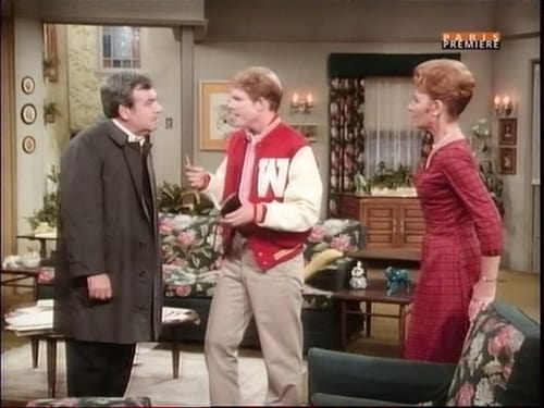 Happy Days: Season 5 – Episod Nose for News