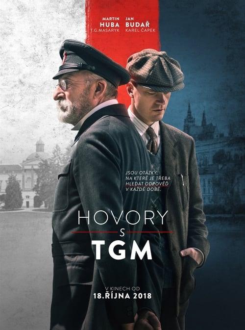 Hovory s TGM (2018) cz dabing online film
