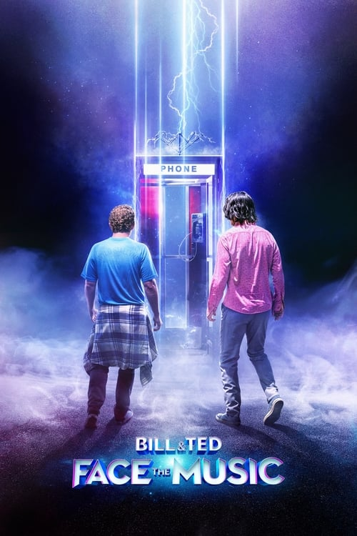 Poster. Bill & Ted Face the Music (2020)